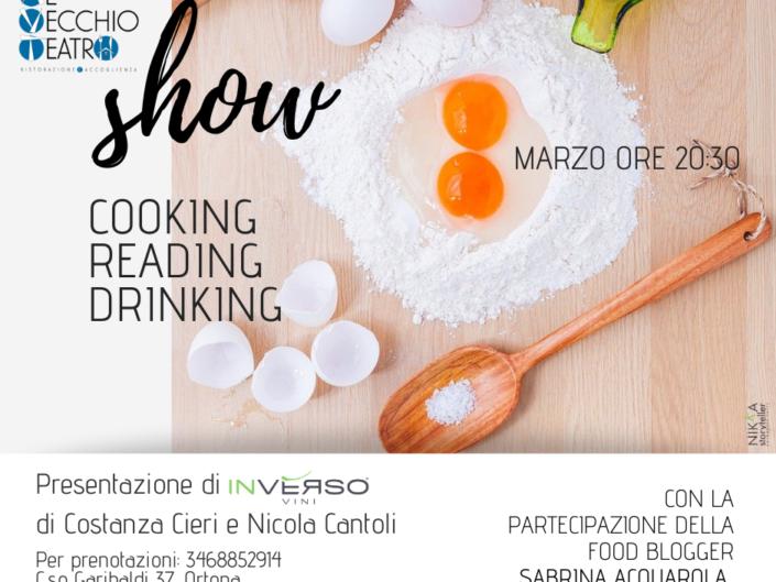 8 marzo Ristorante Ortona Chieti Pescara - Al Vecchio Teatro